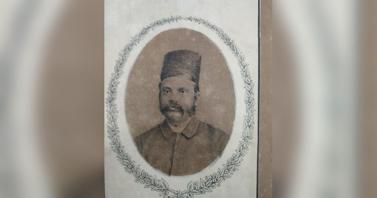 How the name of a Gujarati language printer and publisher who died in the plague lives on in Mumbai