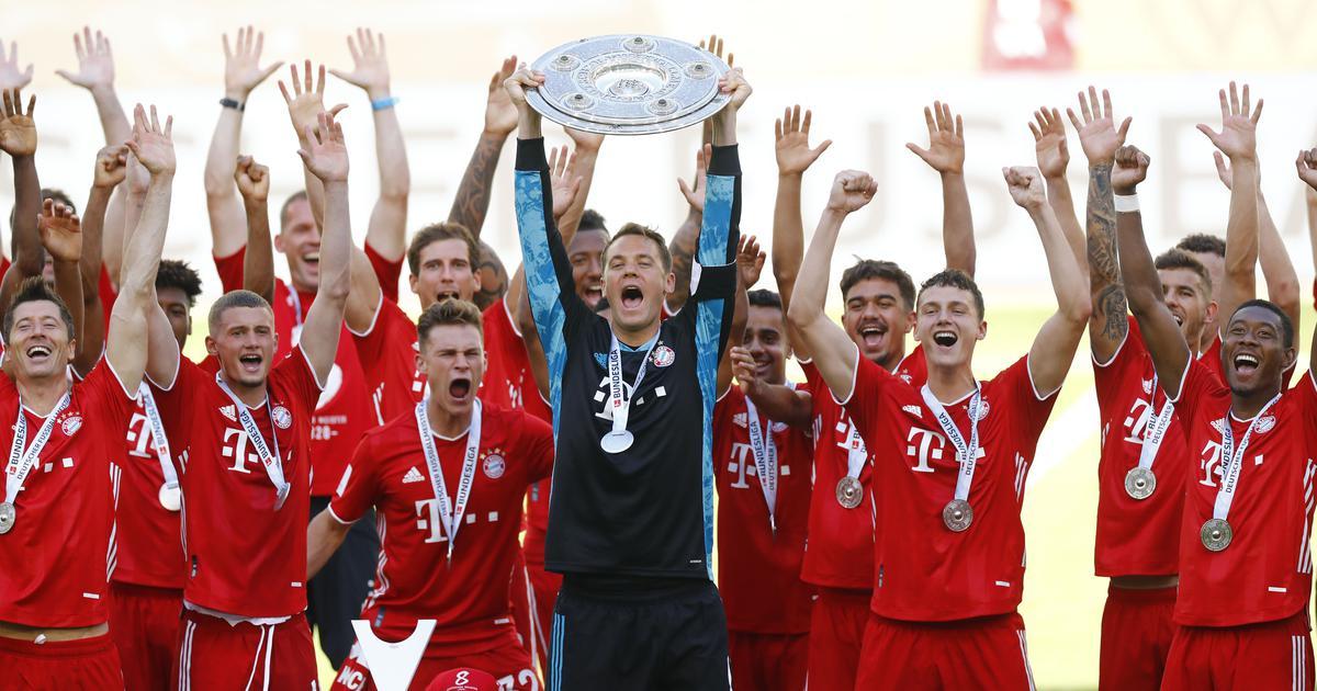 Bundesliga: Bayern thump Wolfsburg, Bremen grab playoff survival chance to avoid relegation