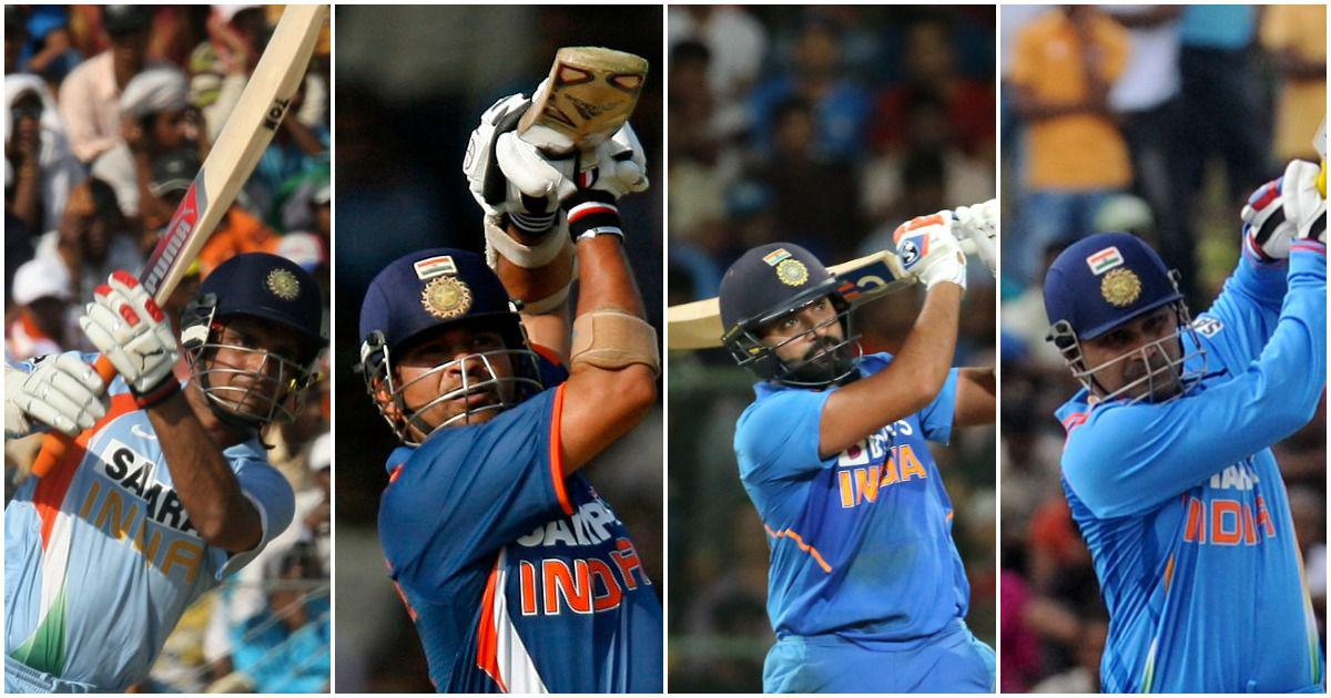 Data check: From Sachin Tendulkar to Rohit Sharma, India's best ODI openers started as non-openers