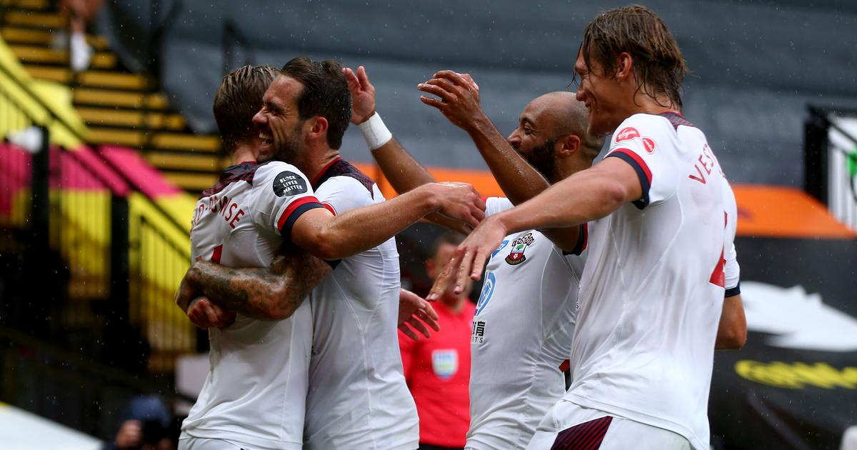 Premier League: Danny Ings brace sinks relegation-threatened Watford as Southampton bounce back