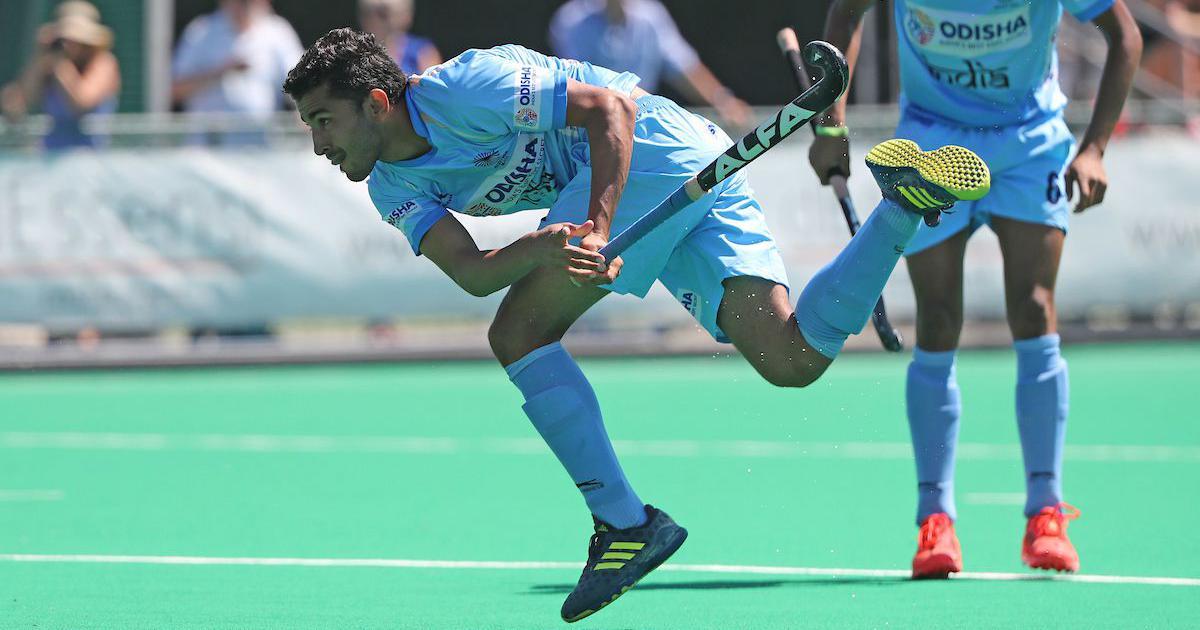 He is my hero: Junior India hockey star Mandeep Mor draws inspiration from Sandeep Singh