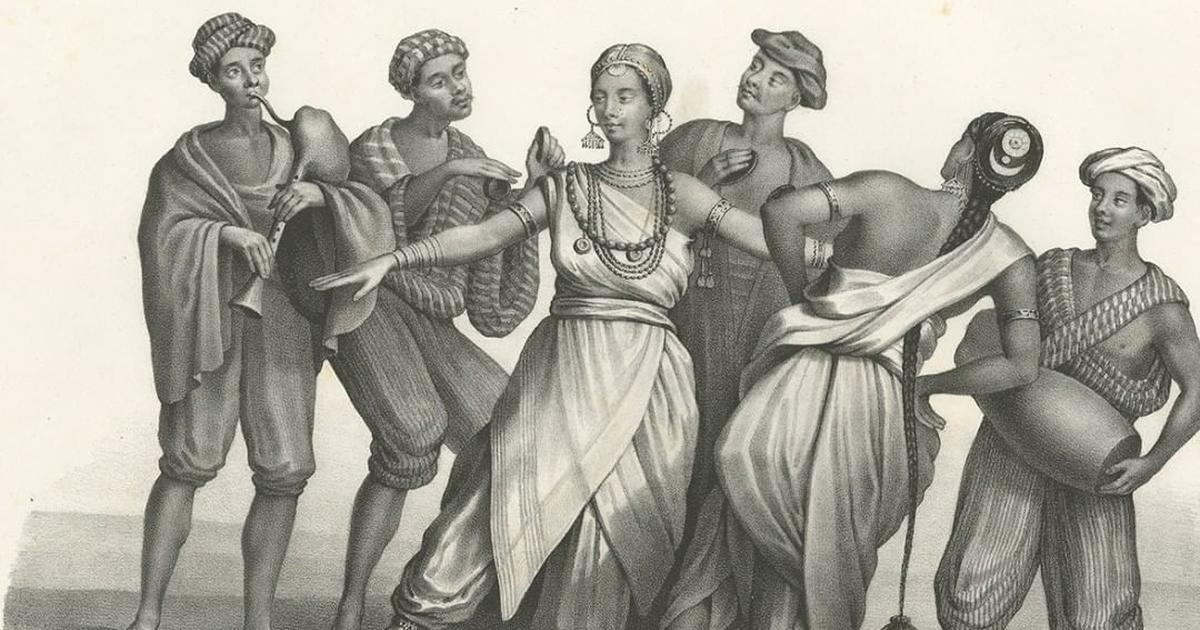 La resistance: An online initiative explores India's creole pasts – and how they shaped our present
