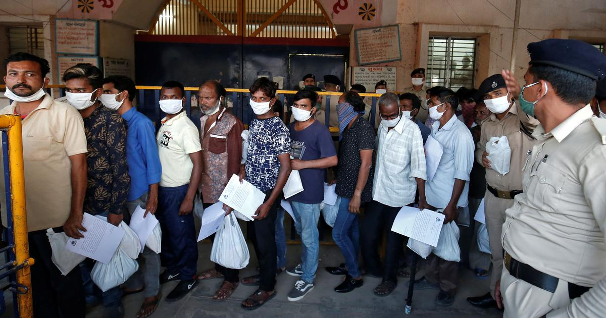 Why India's jails remain overcrowded during the pandemic, even as prisoners are released on parole