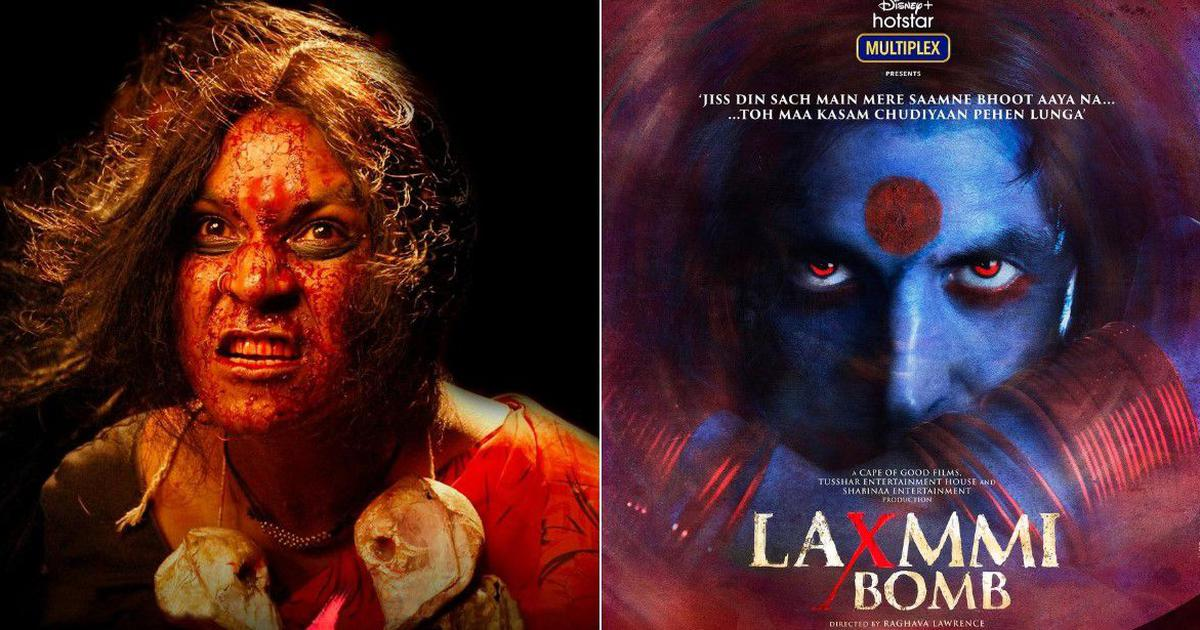 'Laxmmi Bomb' is a remake of a movie about a vengeful spirit and an unwilling medium