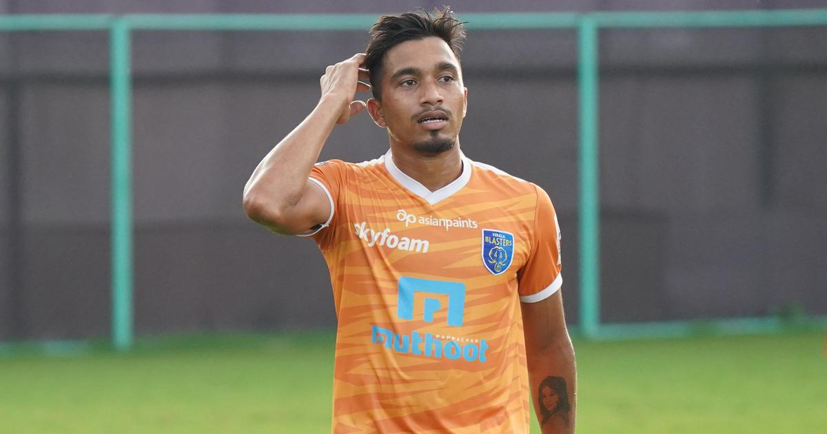ISL: Left-back Jessel Carneiro signs three-year contract extension with Kerala Blasters