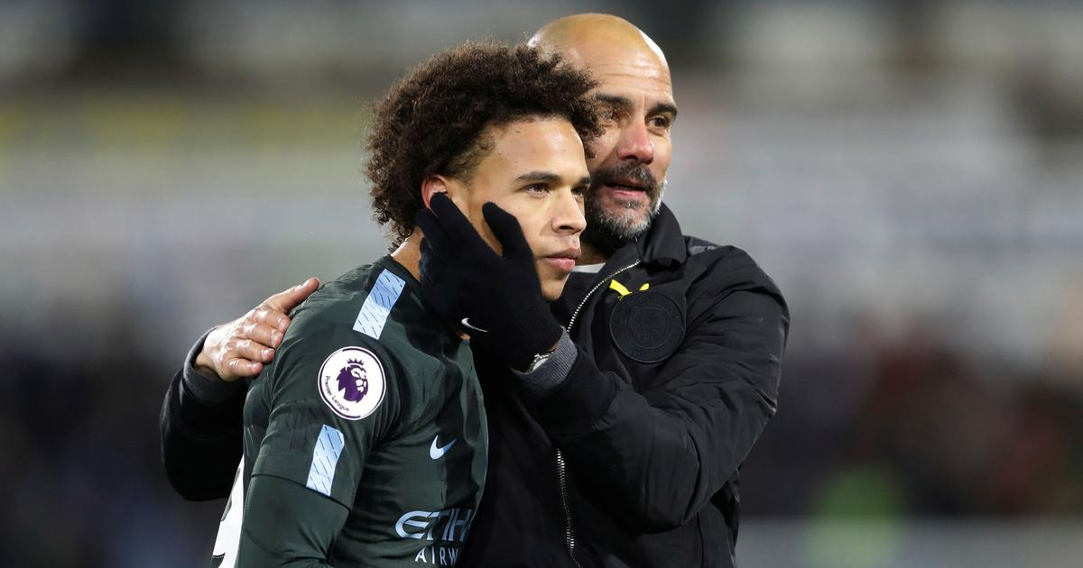 Wish him all the best for his new chapter at Bayern, says Guardiola as Sane nears Man City exit