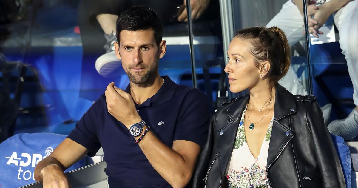 Tennis: Novak Djokovic and wife Jelena negative in latest coronavirus test