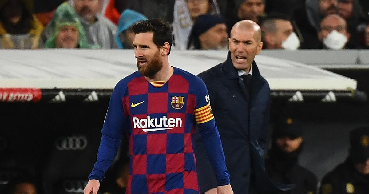 We want the best in La Liga: Real Madrid coach Zinedine Zidane hopes Lionel  Messi stays