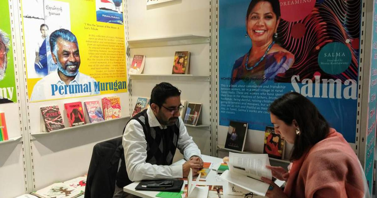 Many Tamil publishers had a narrow vision before the pandemic. Will the business model change now?