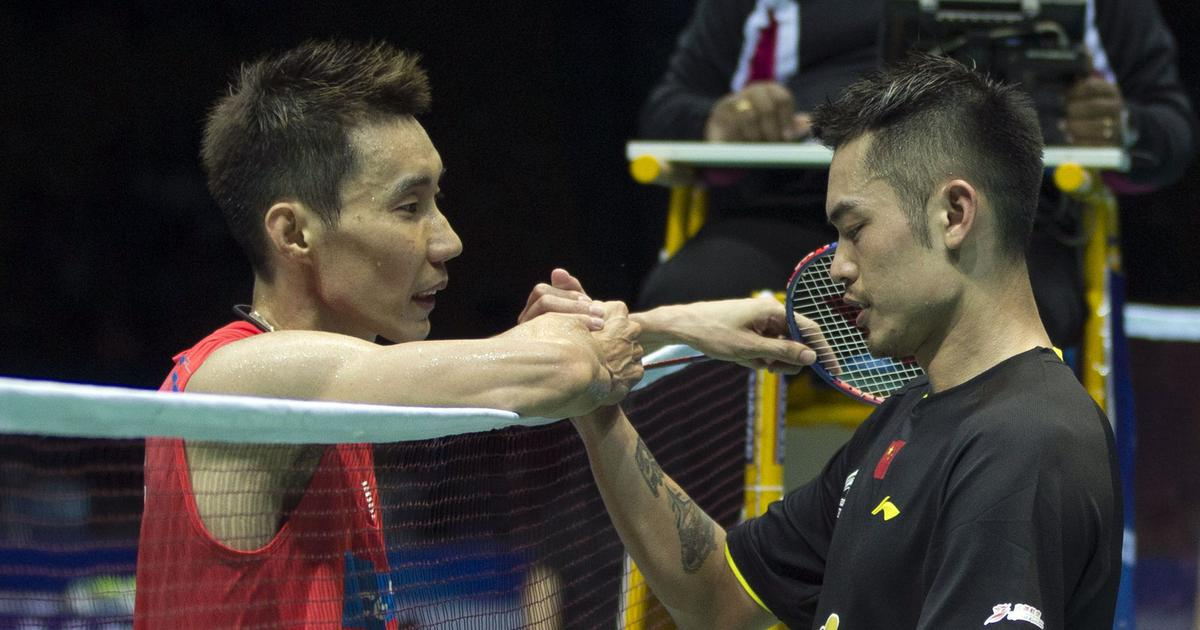'You were king where we fought so proudly': Lee Chong Wei's emotional tribute to great rival Lin Dan