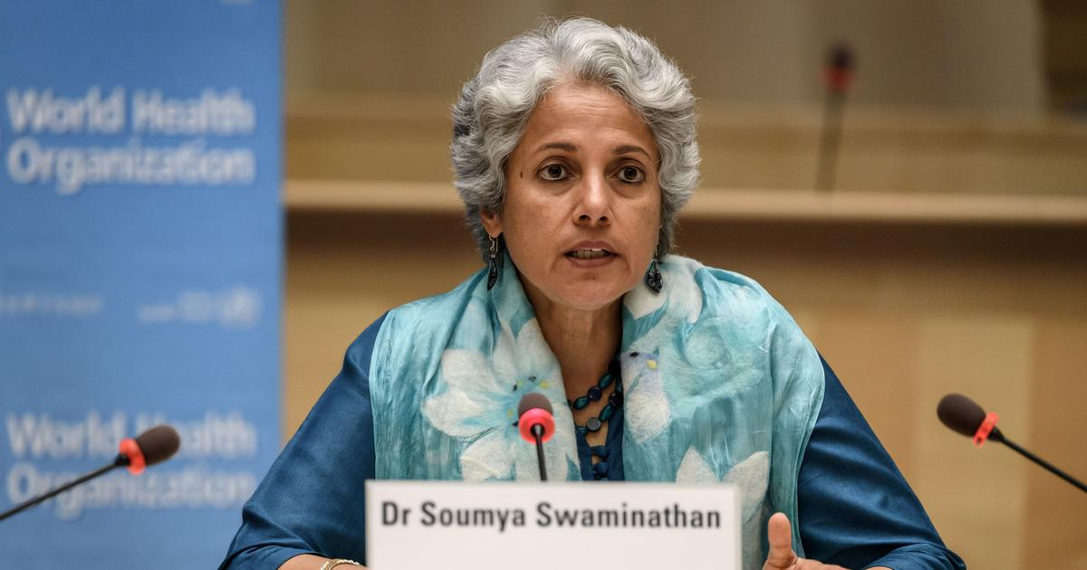 Covid-19: WHO chief scientist says India's testing rate is very low compared to many other countries
