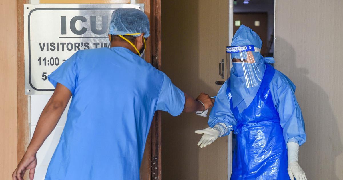 Coronavirus: Delhi cases cross 1 lakh-mark; Maharashtra reports 5,368 new infections