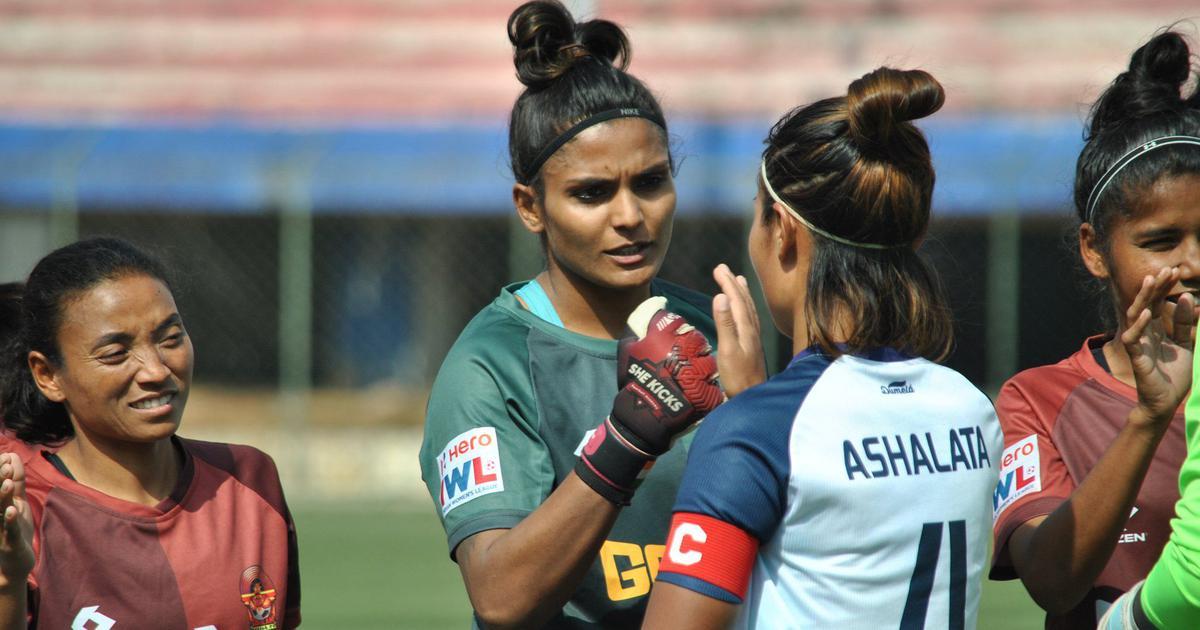 Hope more ISL, I-League clubs field a women's team in IWL: India goalkeeper Aditi Chauhan