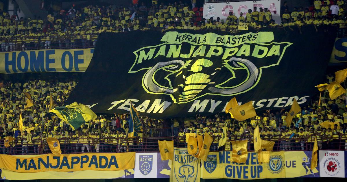 Indian football: Meet Manjappada, the 12th man of Kerala Blasters and ISL's biggest fan group