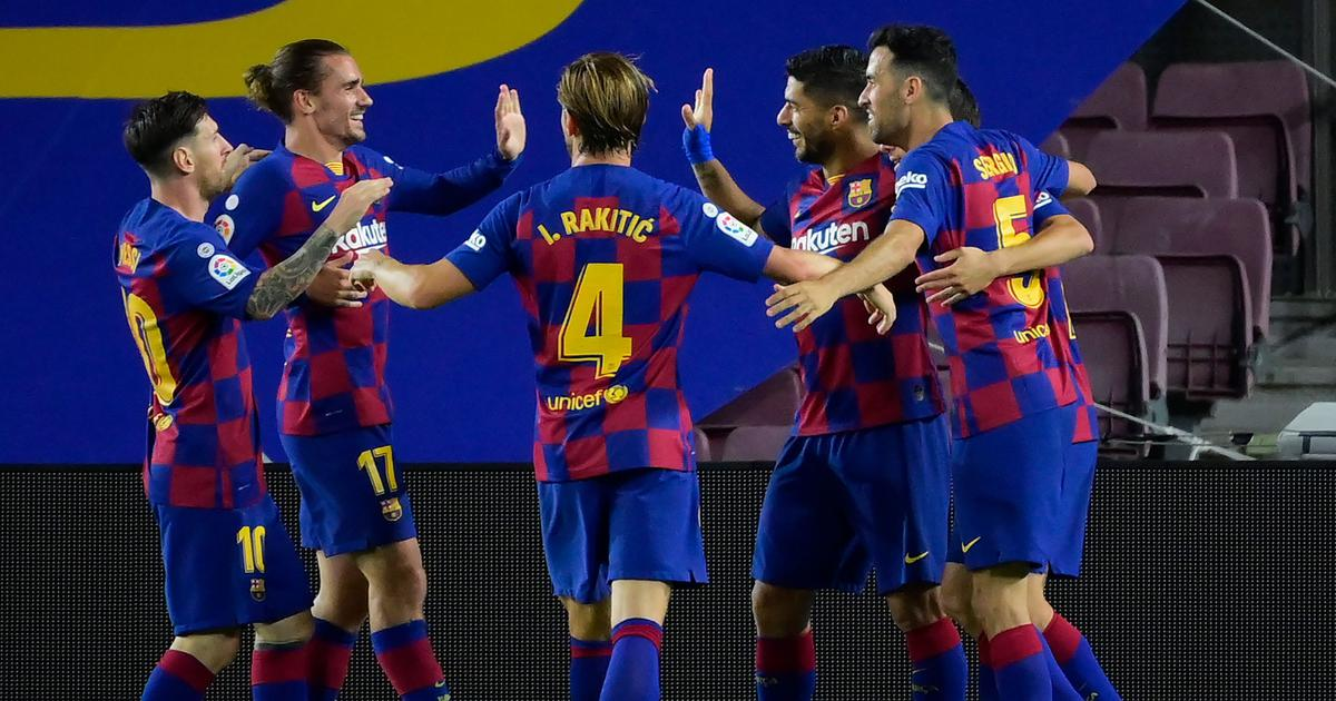 Barcelona player tests Covid-19 positive, club says he had no contact with Champions League squad