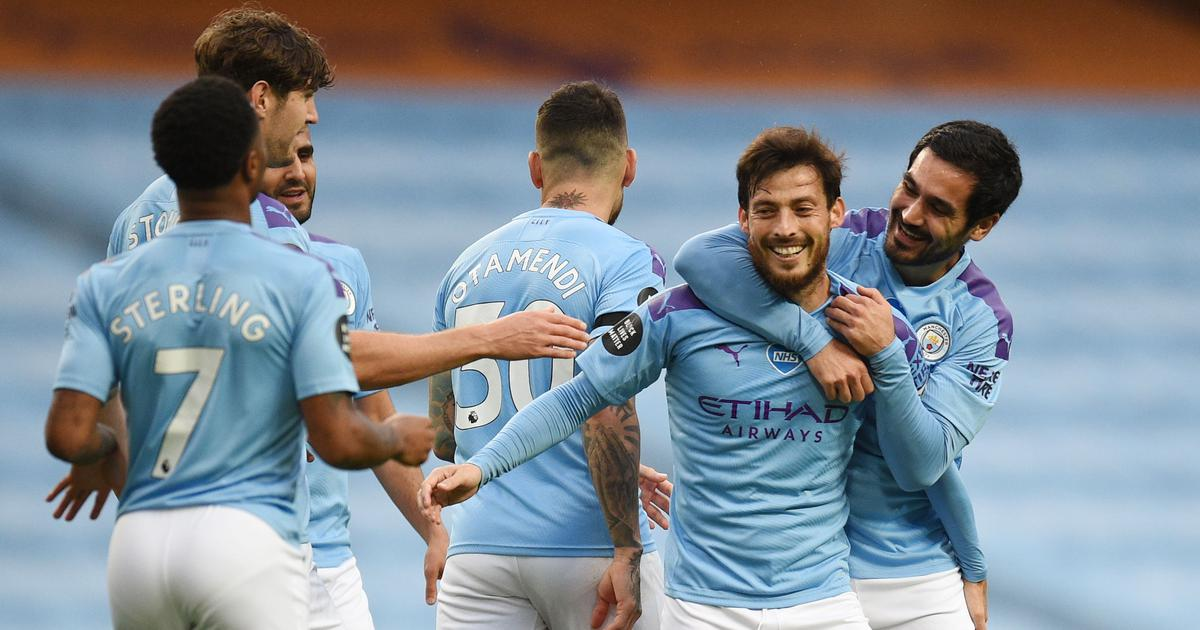 He has come back from lockdown in incredible form: Guardiola hails David Silva after Newcastle rout