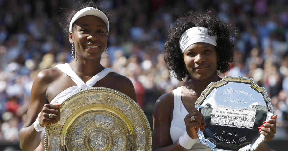 Pause, rewind, play: Resilient Venus Williams defeats Serena in Wimbledon's forgotten 2008 epic