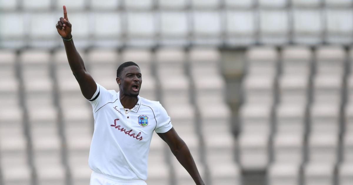 England vs West Indies, first Test: Watch – Holder's six-for puts visitors on top after day two
