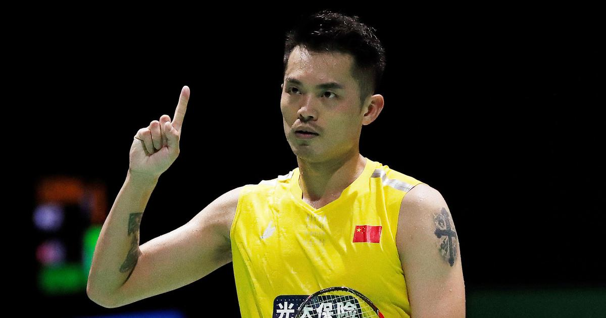 Hope to play China's national games in 2021: Badminton legend Lin Dan after recent retirement