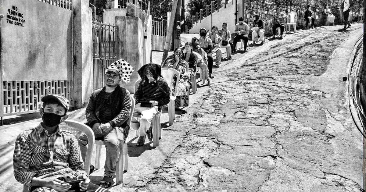 Iewduh shutdown:  A portrait of Shillong's biggest market in the shadow of coronavirus