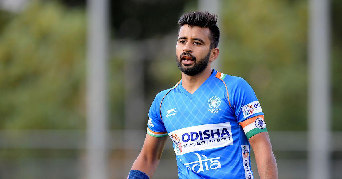 Ideal test before Olympics: India hockey team captain Manpreet on revised Hockey Pro League schedule