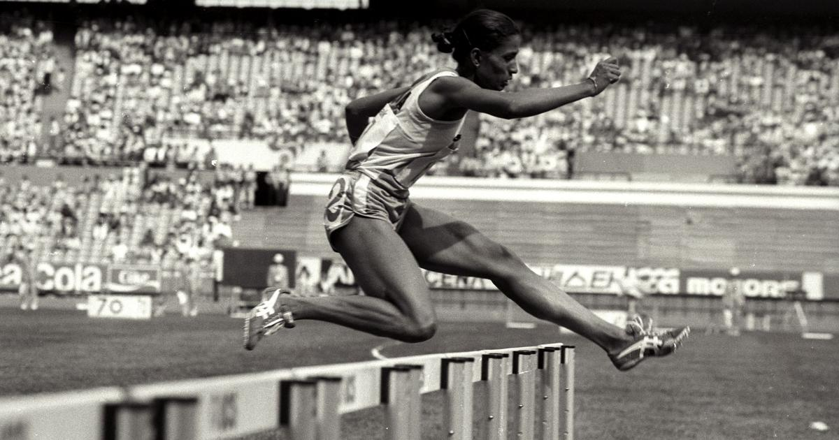 Pause, rewind, play: With four golds and a silver, PT Usha was at her very best at the 1986 Asiad