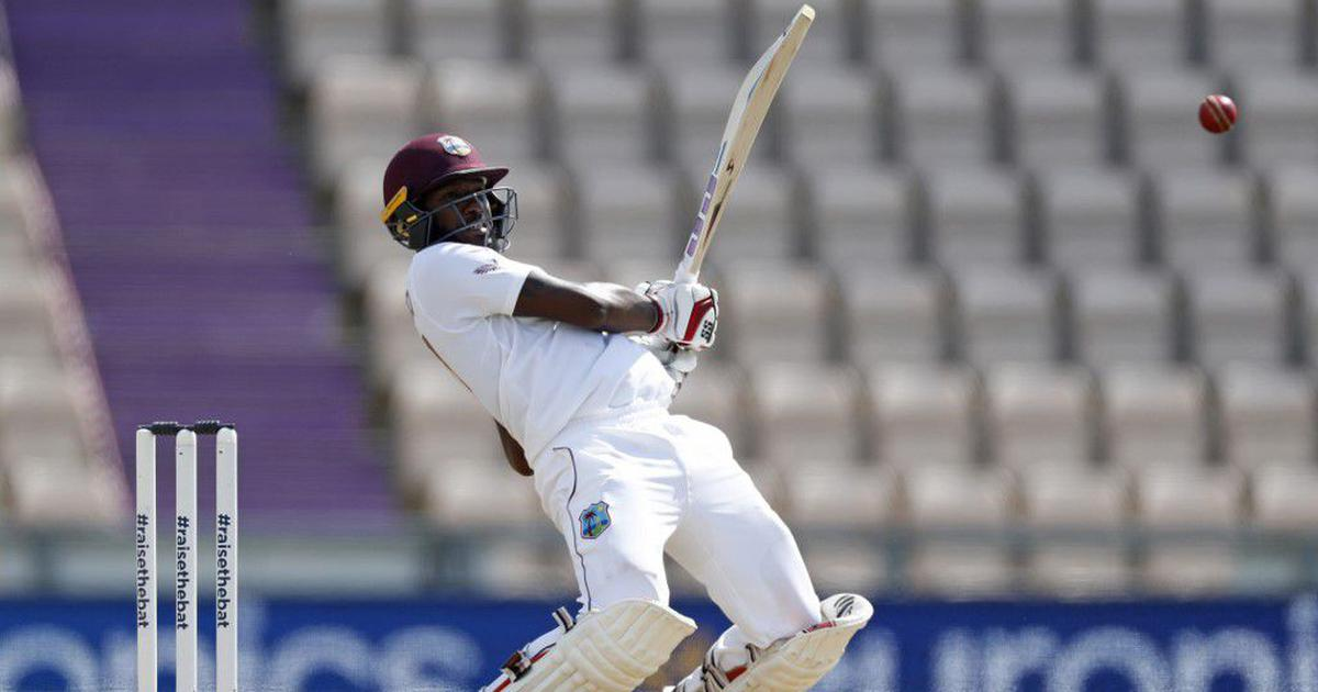 England vs West Indies, first Test: Jermaine Blackwood stars as visitors register famous win