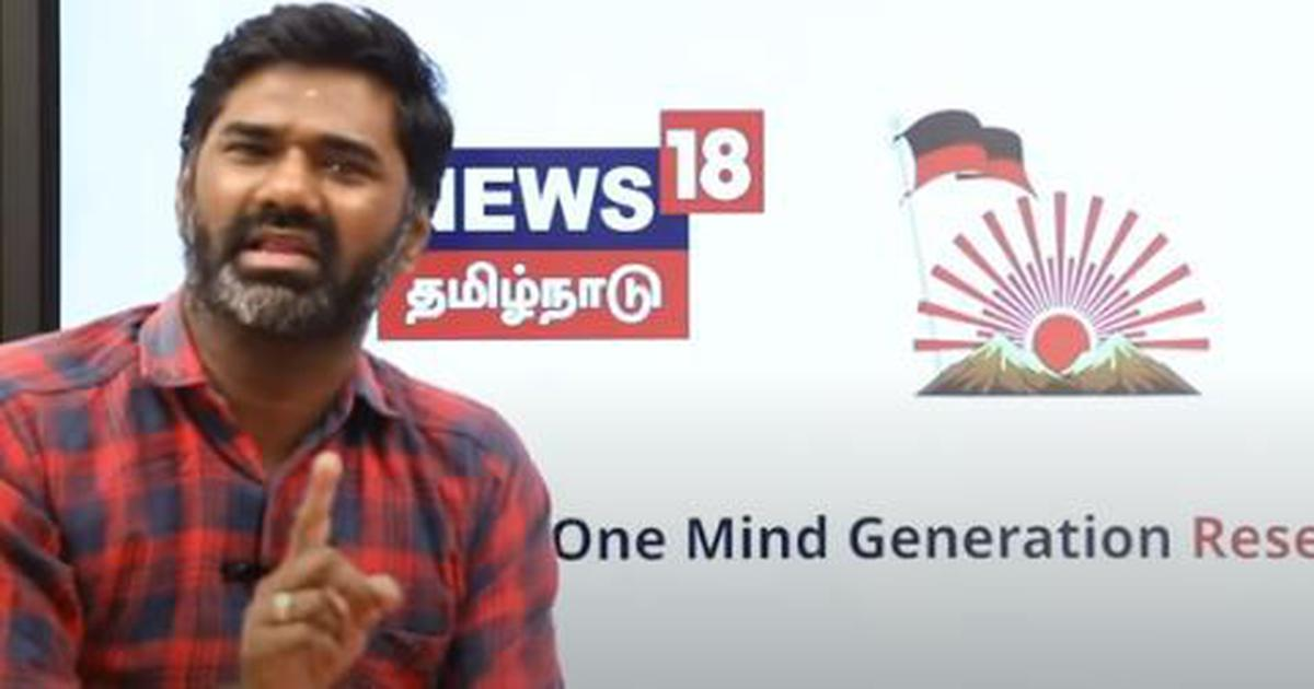 News18 Tamil Nadu files complaint against YouTuber Maridhas for false campaign against channel