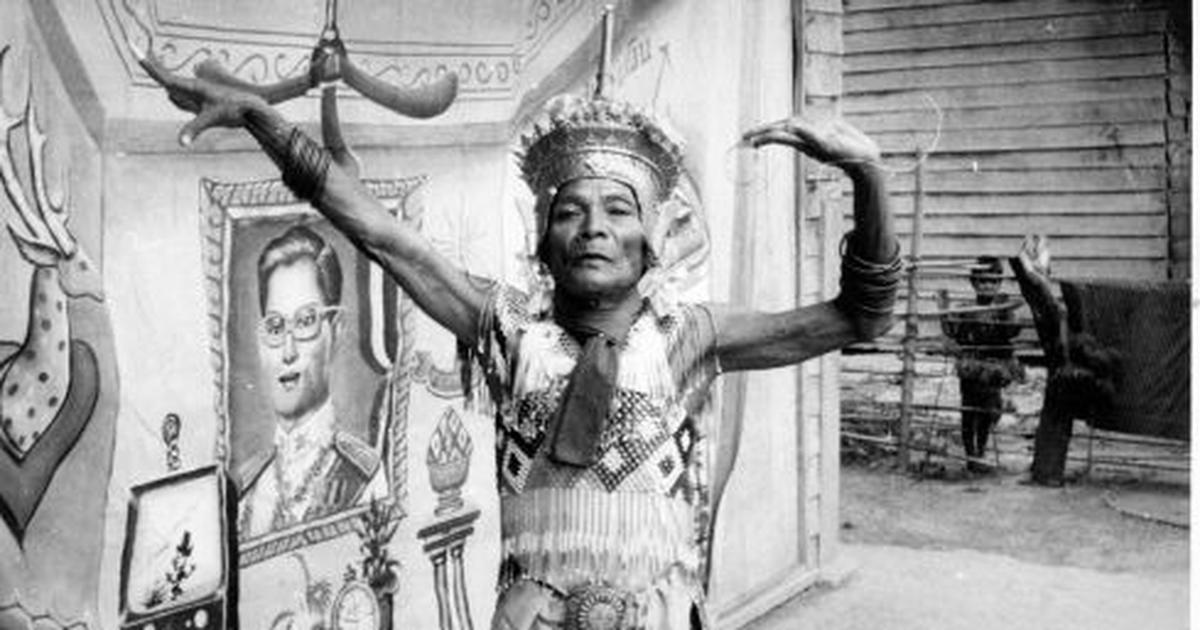 The story of star-crossed lovers Suthon and Manora lives on in Thailand's dance and drama