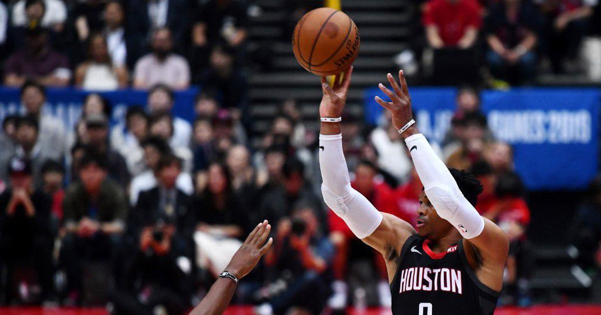Coronavirus: Houston Rockets' star Russell Westbrook says he tests positive ahead of NBA restart