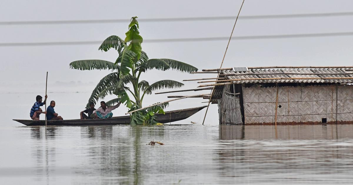 Assam: Toll in floods reaches 50 with six more deaths, authorities say situation likely to improve