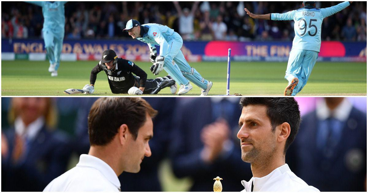 A 'Super Sunday' for the ages: World Cup final, Wimbledon final and the joy of being a sports fan