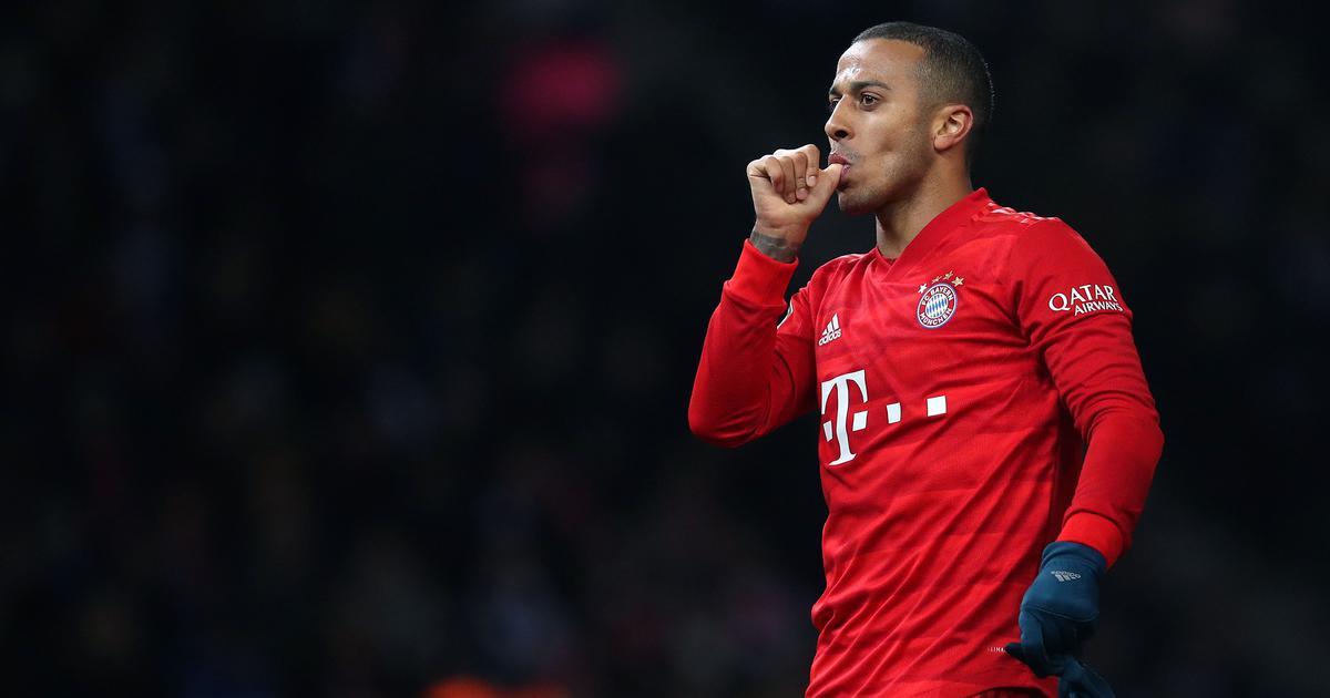 Bayern Munich brace for Thiago Alcantara's departure but hopeful defender David Alaba will stay