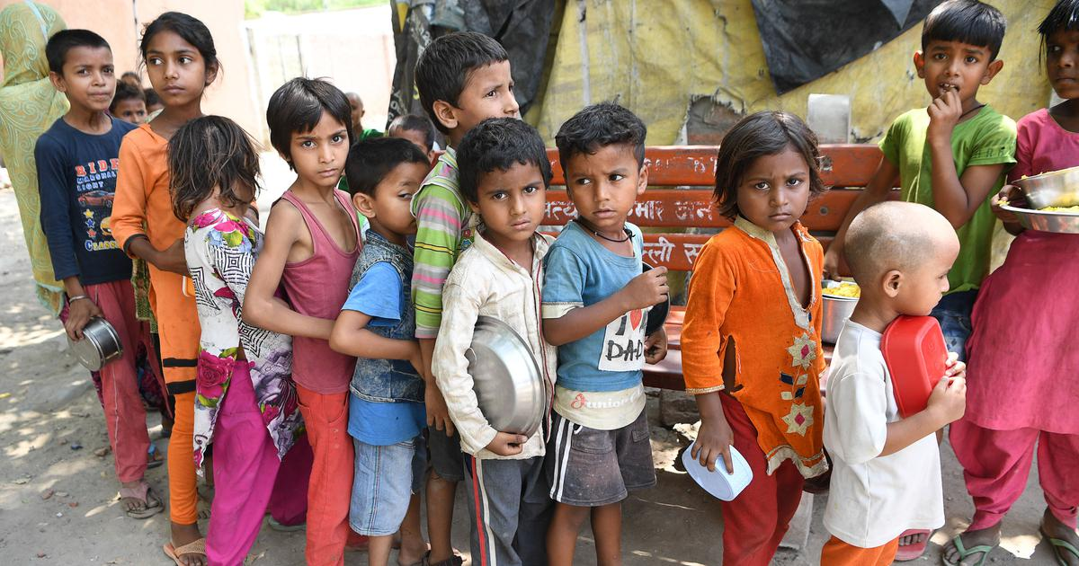 Global Hunger Index: India ranks 101 out of 116 countries, behind Pakistan, Nepal and Bangladesh