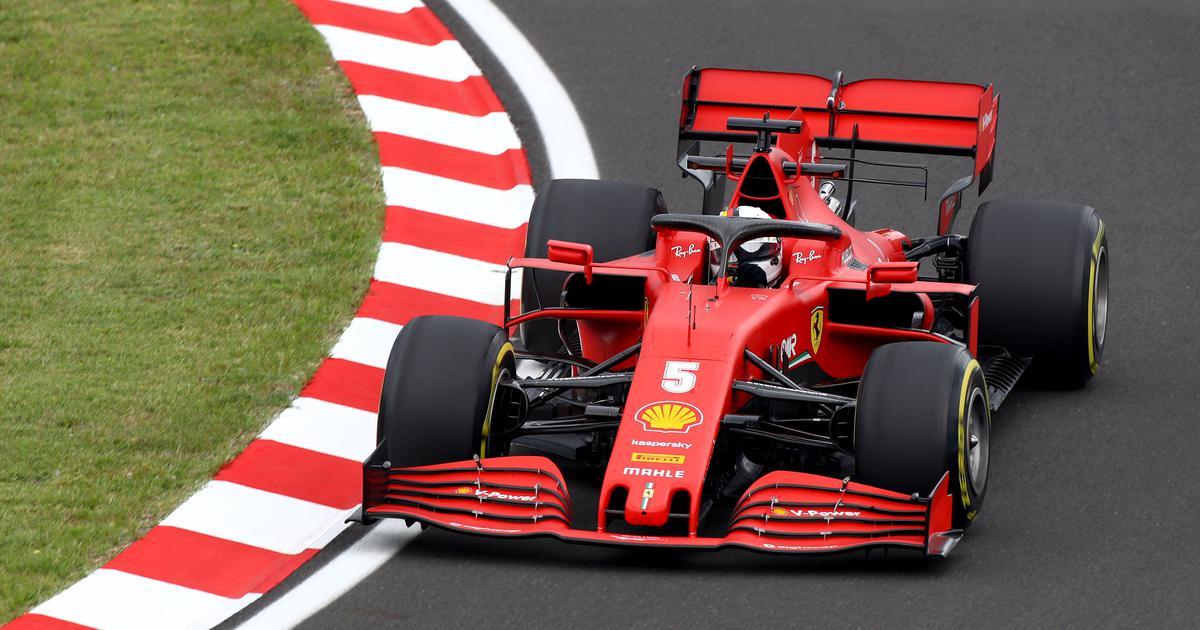 'He's a massive asset for the team': Ferrari pledge full support to struggling Sebastian Vettel