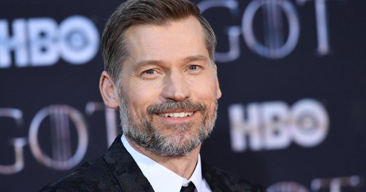 Watch: Game of Thrones star Nikolaj Coster-Waldau is delighted as Leeds return to Premier League