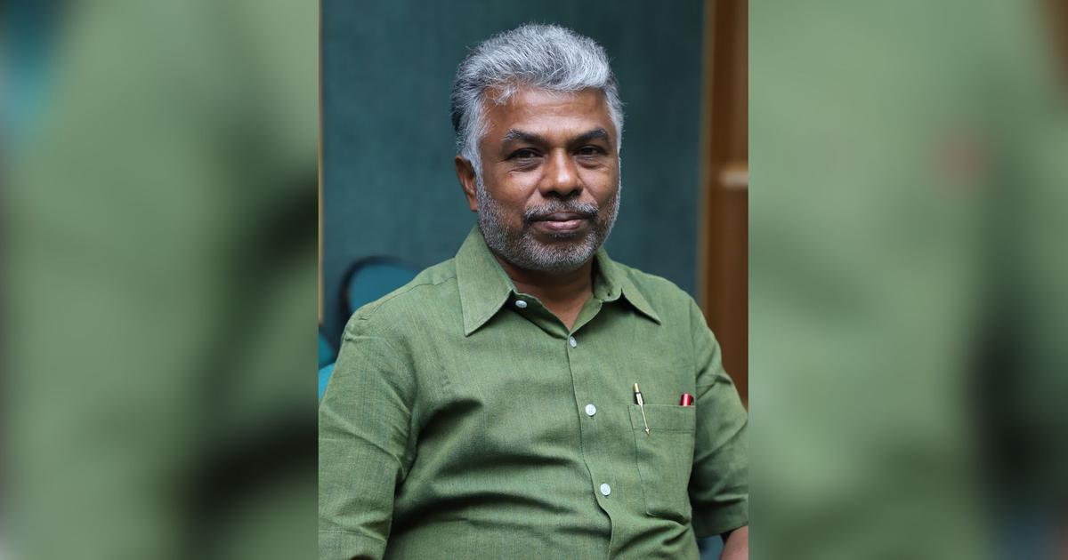'Estuary' is Perumal Murugan's first novel to be set in a town and not a village