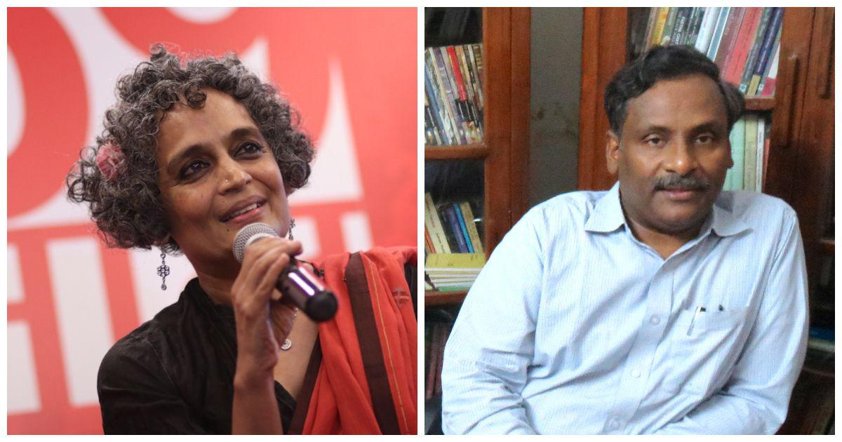 'This injustice will not go on forever': Arundhati Roy writes to her jailed friend GN Saibaba