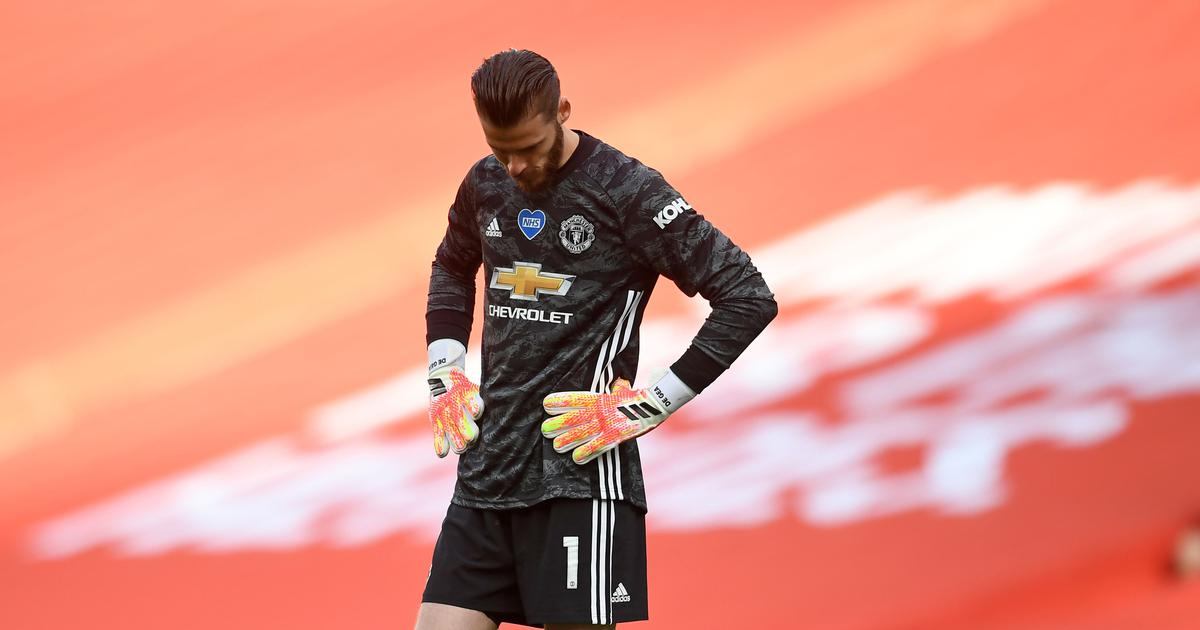 In firing line after FA Cup semi-final blunders, beleaguered David de Gea gets Solskjaer's support