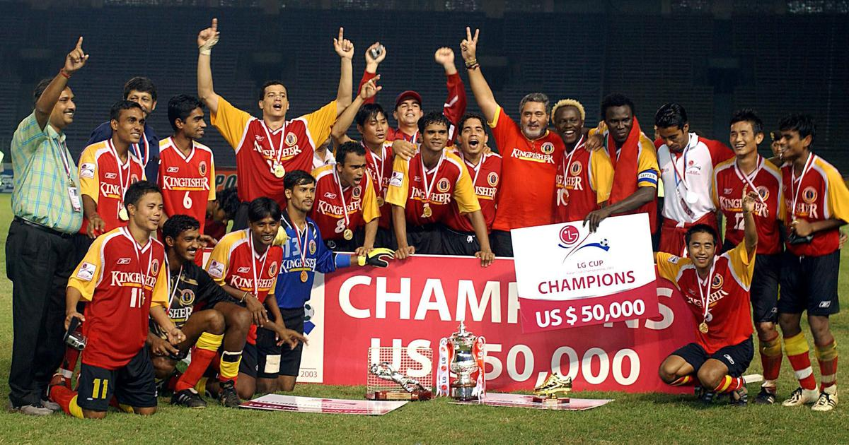Making a mark in Asia: East Bengal's 2003 Asean Cup win – a defining moment for Indian club football