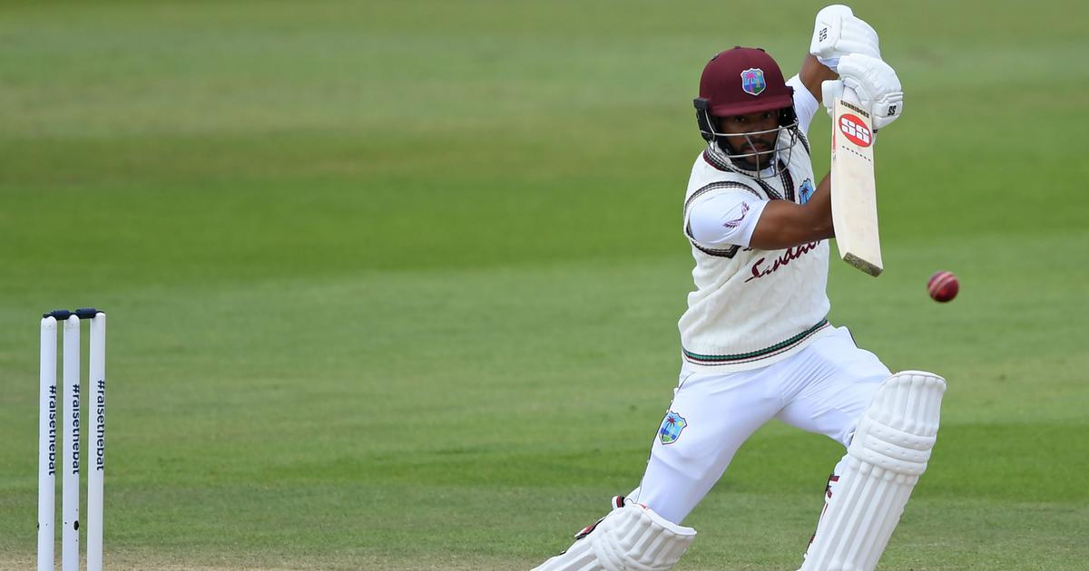 His form is a big concern: West Indies coach Phil Simmons on Shai Hope's poor run with the bat