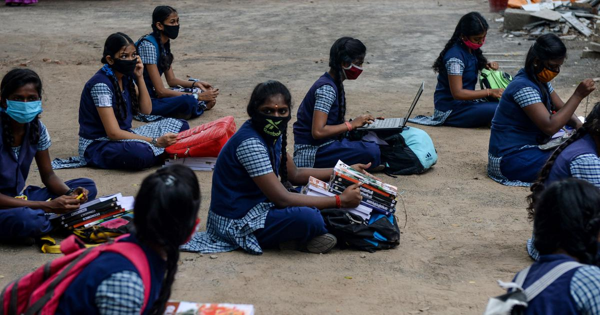 Covid-19: Centre allows schools to partially reopen for Classes 9 to 12 from September 21