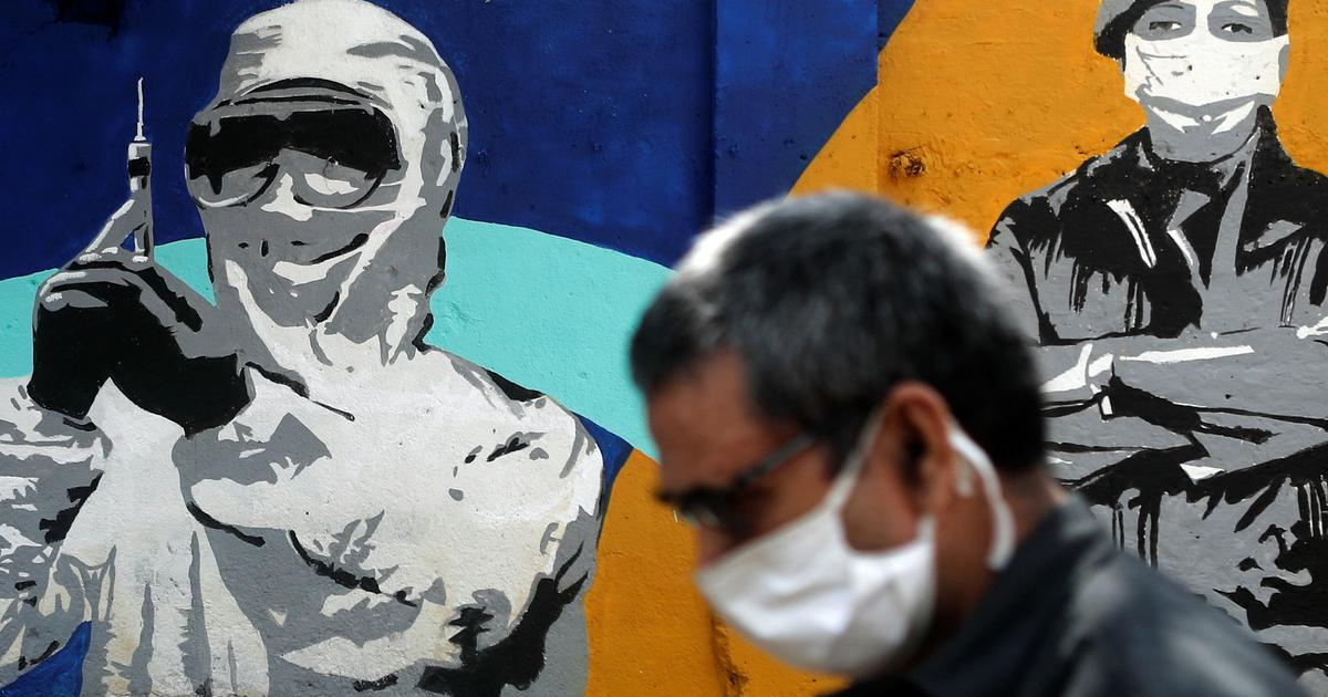 Coronavirus: India records 39,097 new cases in last 24 hours – 10.6% higher than Friday