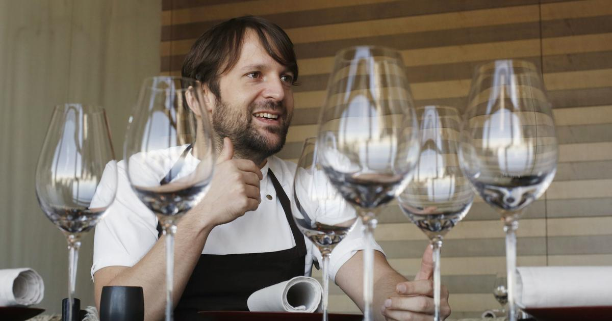 How Rene Redzepi created Noma and became the Steve Jobs of the restaurant world