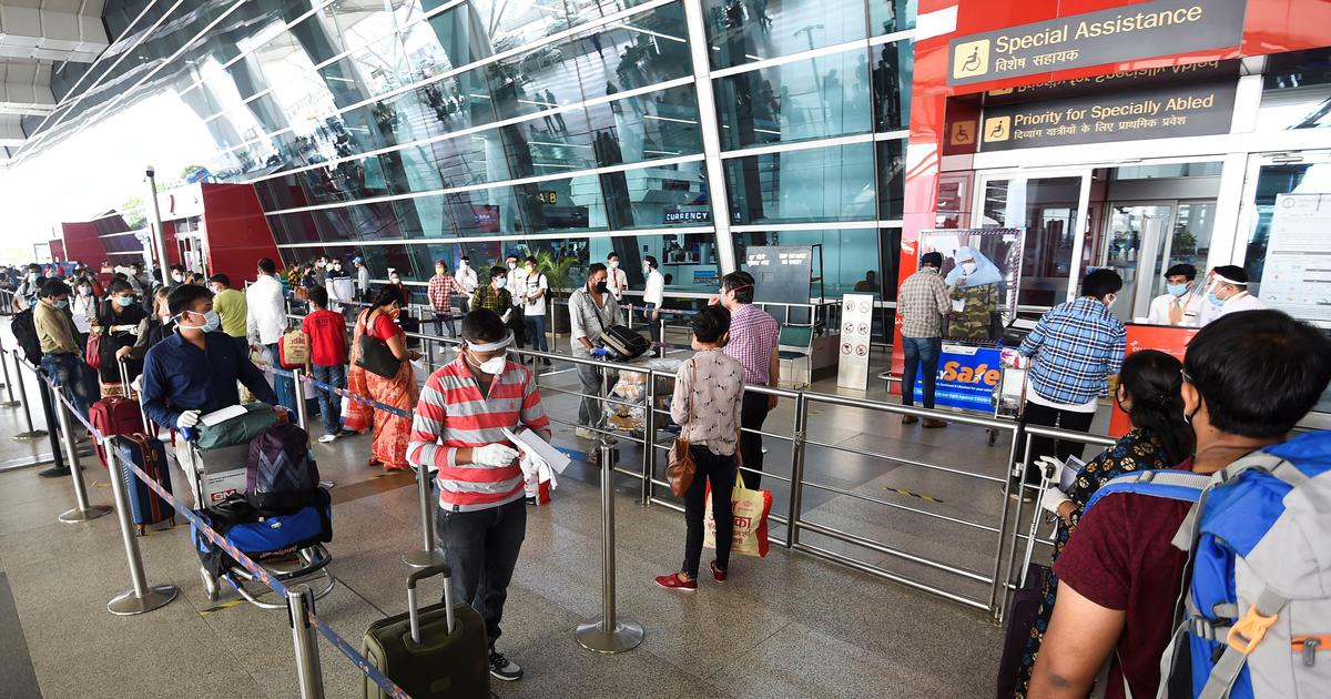 Coronavirus: Travellers from Dubai, UK majorly contributed to cases in India, shows IIT study