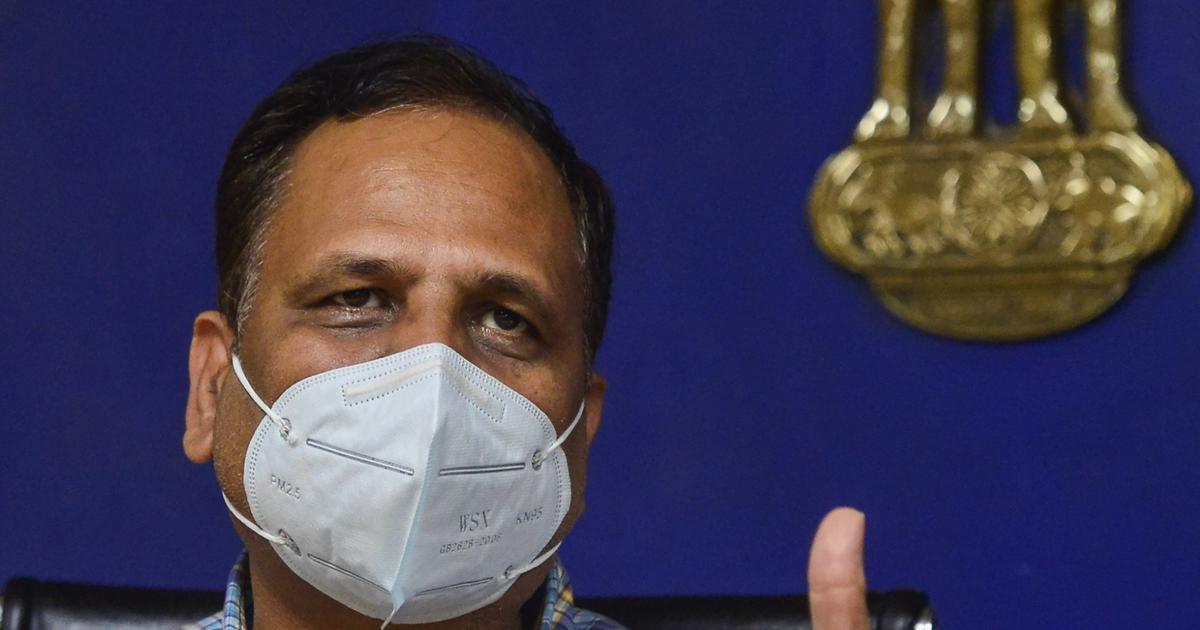 Coronavirus: Delhi government will conduct monthly sero survey, says health minister