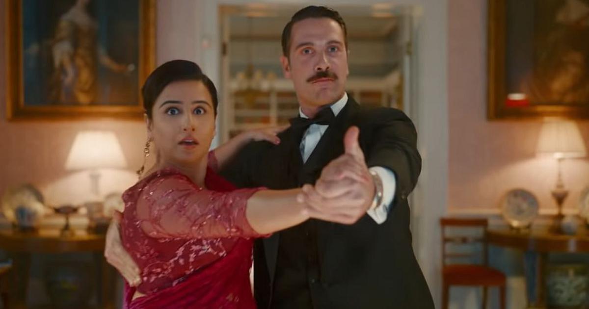 Song check: Vidya Balan is 'Rani Hindustani' in latest track from 'Shakuntala Devi' biopic