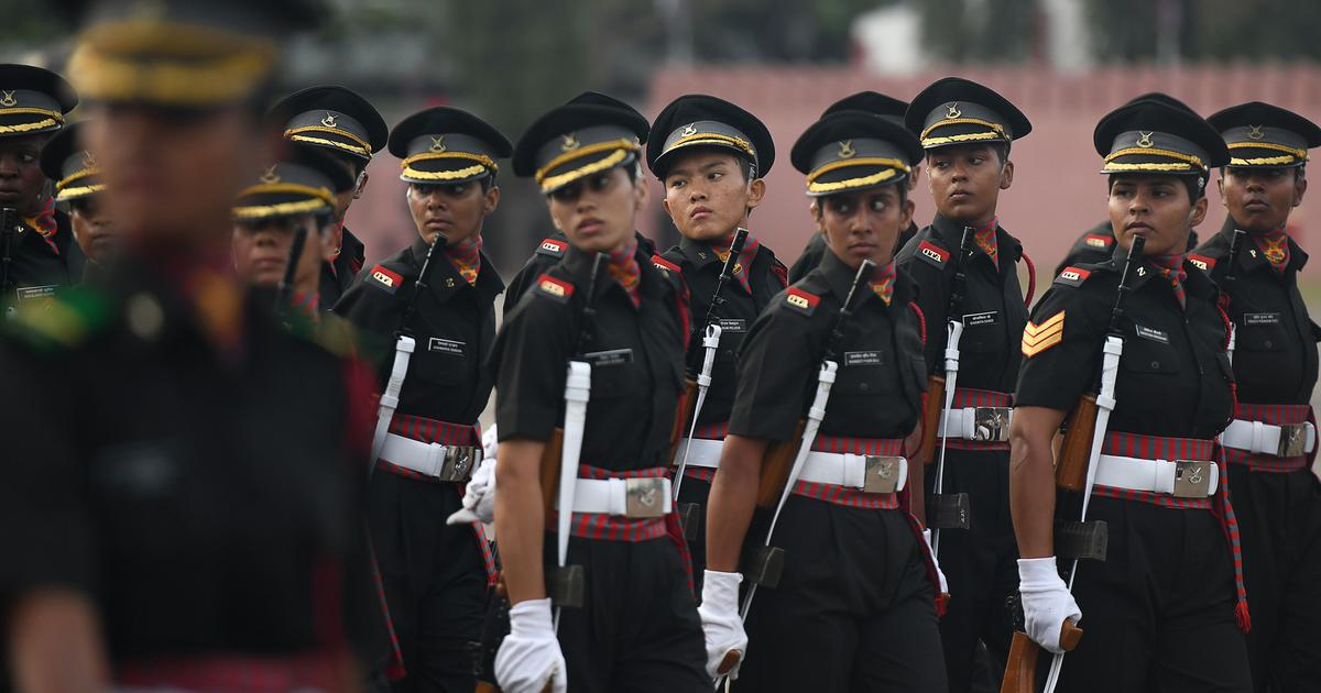 Centre issues order for permanent commission to women Army officers