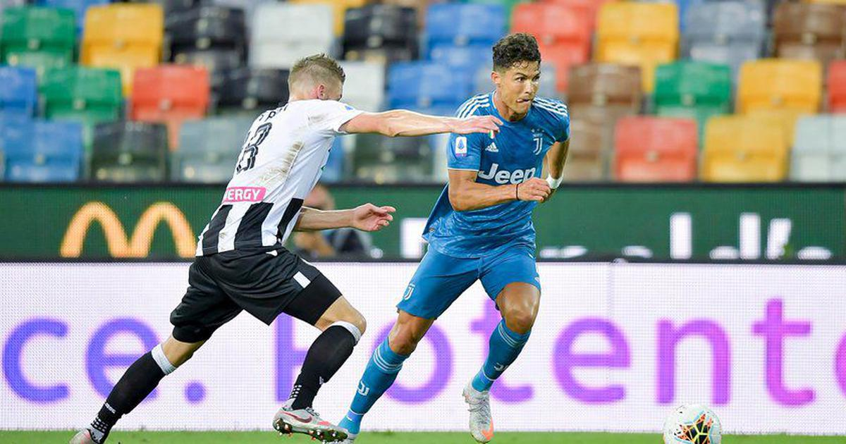 Serie A: Udinese stun Juventus to delay title win, Immobile overtakes Ronaldo in golden boot race