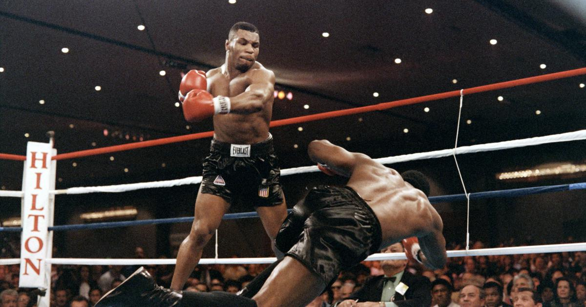 Watch From Berbick To Spinks Boxing Legend Mike Tyson S Greatest Knockouts